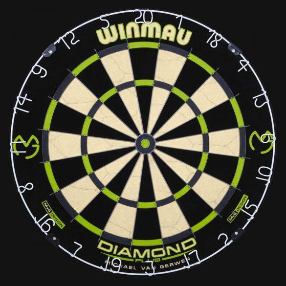 Darts tábla sisal Winmau MvG DIAMOND Plus