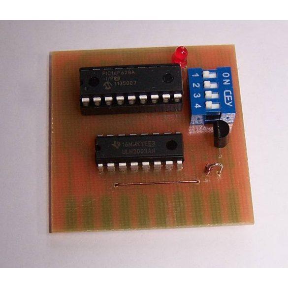Maxim iButton Interface board elektronikus kulcshoz